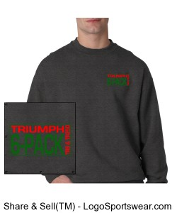 Sweatshirt - New Logo Design Zoom